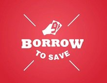borrow to save