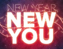 Happy New You!